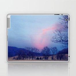 Pink Smoke Laptop & iPad Skin