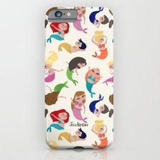 Baby Mermaids iPhone 6s Slim Case