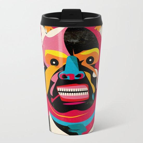 271114 Metal Travel Mug
