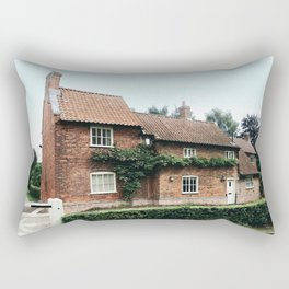 Holiday house in Nottinghamshire Rectangular Pillow