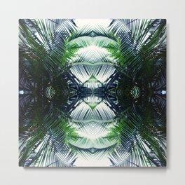 fern garden Metal Print