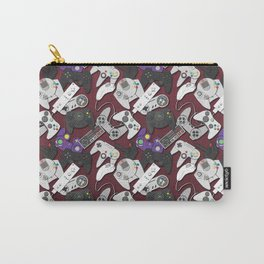 Game On - Red Carry-All Pouch
