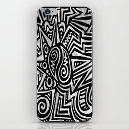 ART TRIBE iPhone Skin