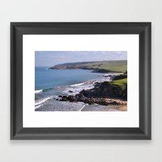 Petrel Cove Framed Art Print