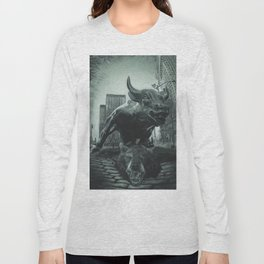 Triumph of the Bull Long Sleeve T-shirt