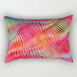 Abstract Pattern XXII Rectangular Pillow