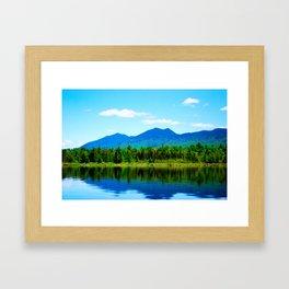 Bigelow Range Framed Art Print