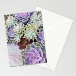Perle Von Nurnberg Succulents Stationery Cards