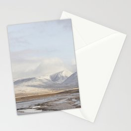 Mountains Are A Feeling II Stationery Cards