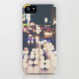 Las Vegas ... the neon town!  iPhone Case