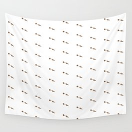 CARROT PATTERN Wall Tapestry