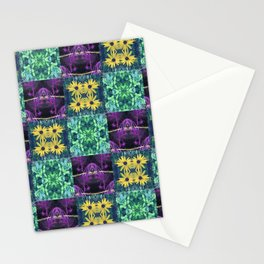 To Da Mardi Gras medium Stationery Cards