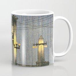 Twenty Views Of Tokyo, Shinohashi Bridge - Digital Remastered Edition Coffee Mug