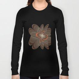 Wood flower 2 Long Sleeve T-shirt