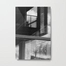 Montreal monochrome Metal Print