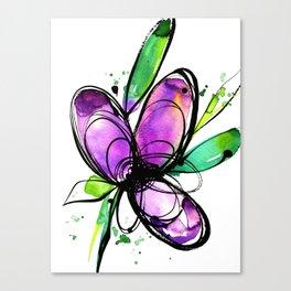 Ecstasy Bloom 10 by Kathy Morton Stanion Canvas Print