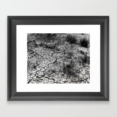 Perfectly Flawed Framed Art Print