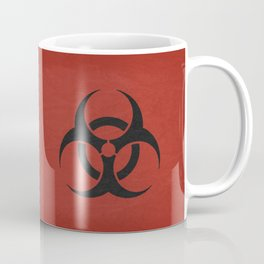 Caution Coffee Mug
