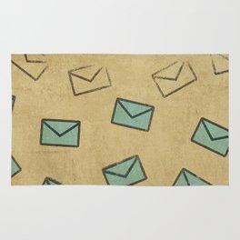 Letter Rug