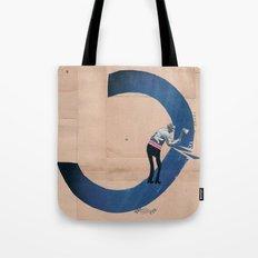 Curve Tote Bag