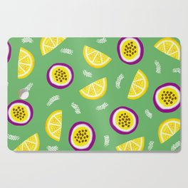 passion fruits Cutting Board