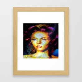 Beauty Enchantment  Framed Art Print