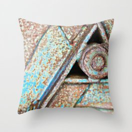 Equilateral Throw Pillow