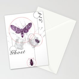 Ghost 314 Stationery Cards