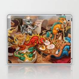 The Noodle Dragons Bowl Laptop & iPad Skin
