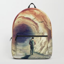 Shortcut to the Sea Backpack