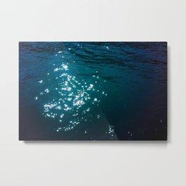 Wakatipu H2O Metal Print