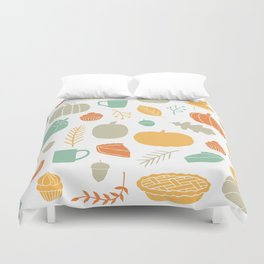 Fall Favorites Duvet Cover