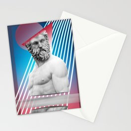 historic moment Stationery Cards