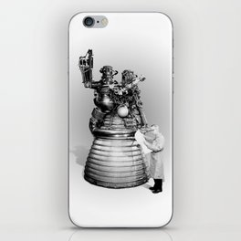 Rocket Scientist iPhone Skin
