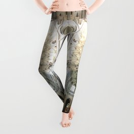 St Barbara's cathedral Leggings