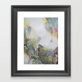 Insect Love Framed Art Print