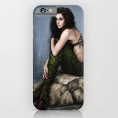 Mermaid and the Lighthouse iPhone 6s Slim Case