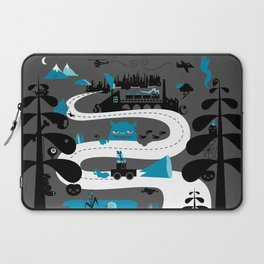 Welcome To The Countryside Laptop Sleeve