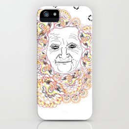 Babushka iPhone Case