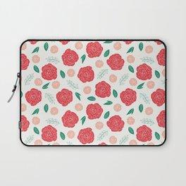 Moody Floral Laptop Sleeve