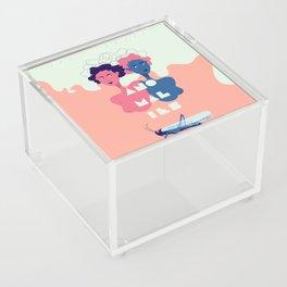 Anamoly Acrylic Box