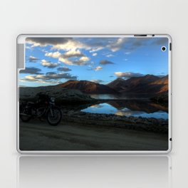 Pangong Blues! Laptop & iPad Skin