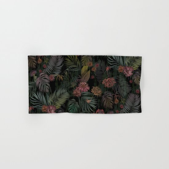 Tropical Iridescence Hand & Bath Towel