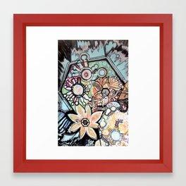 Seeds & Spores IV Framed Art Print
