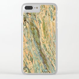 Inverted: Shale Clear iPhone Case