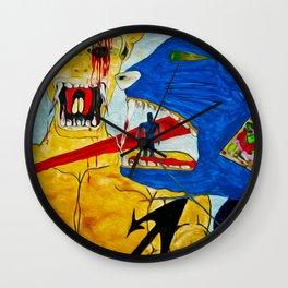 The Revelation Wall Clock