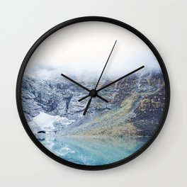 Bøyabreen Wall Clock