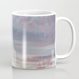 Colorful clouds in sunset Coffee Mug