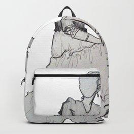 Fashion Skirt Backpack