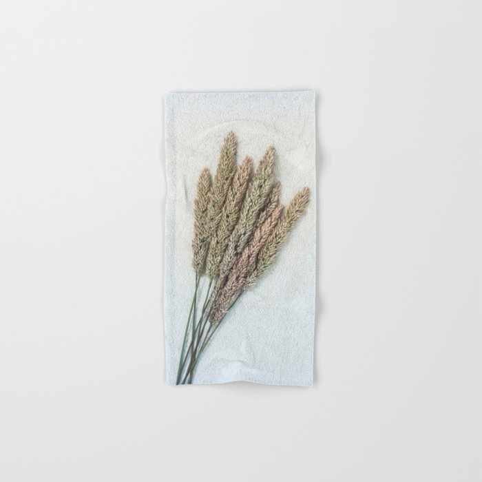 Summer Grass III Hand & Bath Towel